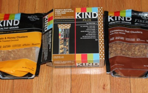 FDA and KIND Bars disagree on what counts as 'healthy'