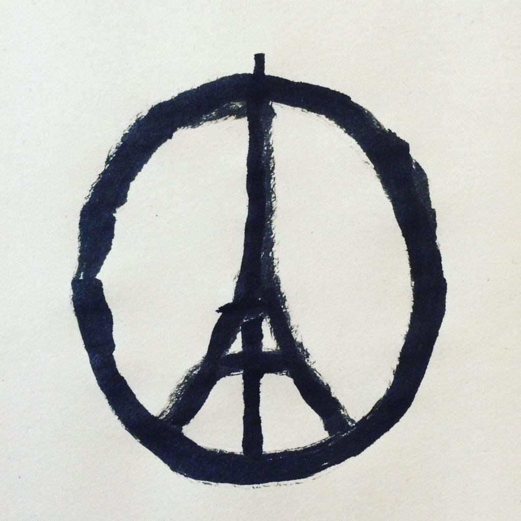 Many pictures circled around social media after the news of the terrorism attacks in Paris, but Beirut did not receive the same amount of attention from the global community. (Photo credit: Fair Use)