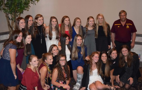 Seniors bid farewell to field hockey