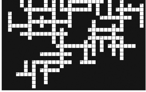 March Newsprint Puzzler