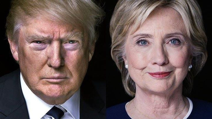 Donald Trump and Hillary Clinton are the two major candidates for president of the United States in the upcoming election. But have they been good role models for adolescents during their campaigns?  (Photo credit: Flickr)