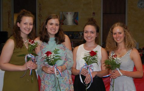 FHS says 'bonjour' to new members