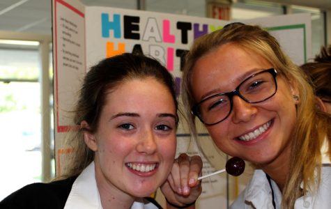 Healthy Habits help Mercy students