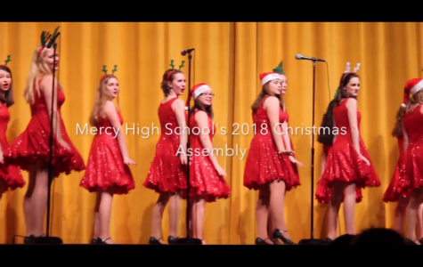Mercy's 2017 Christmas assembly highlights