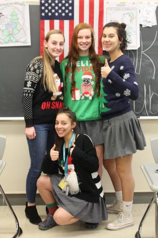 Newsprint's top picks: Ugly Sweater Day