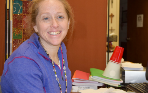 Marlins of Mercy: Mrs. Andrea Kowalyk
