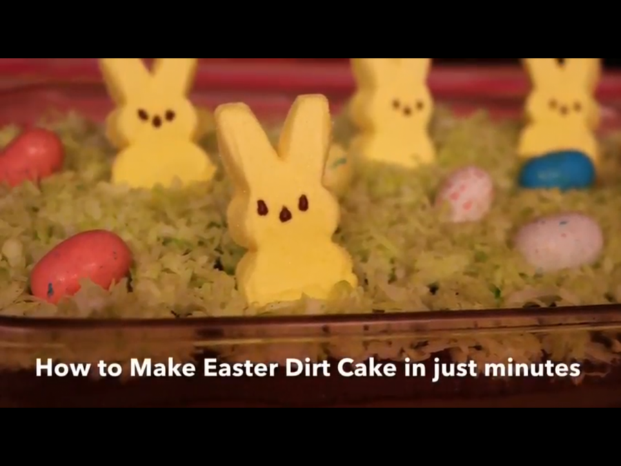 How+to+make+Easter+dirt+cake