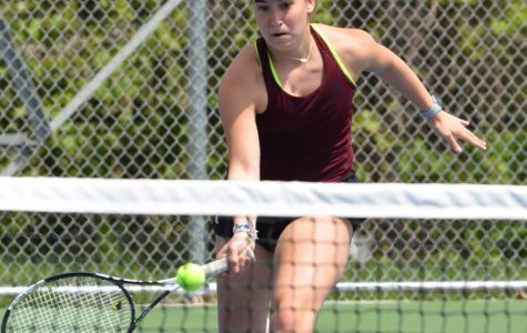 Mercy tennis wraps up season