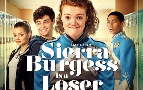 "Film poster for controversial teen romantic comedy ""Sierra Burgess is a Loser"" Fair Use: Instagram"