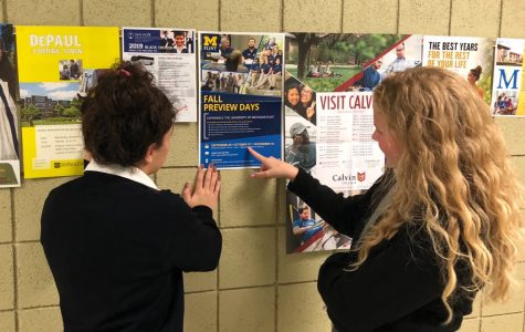 Mercy participates in Michigan College Month