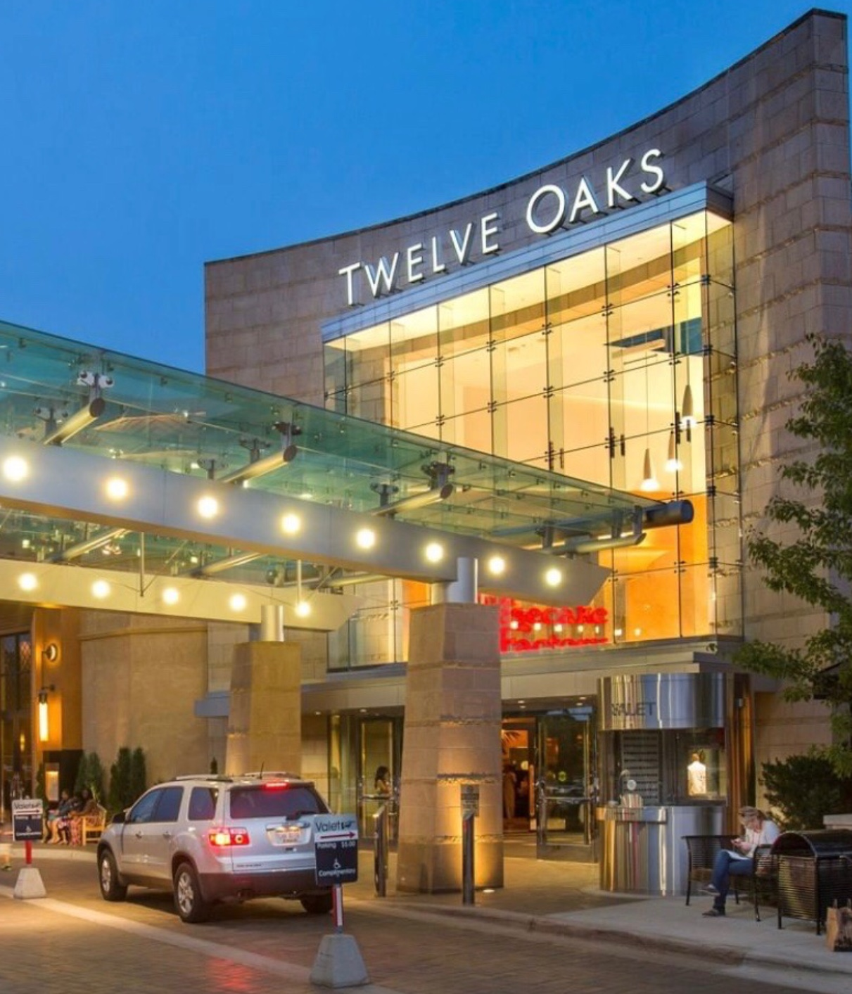 Twelve Oaks Mall in Novi is a popular mall many shoppers rush to on Black Friday for the excellent deals. The mall allows people to shop from 6 p.m. until midnight on Thanksgiving and re-opens at 7 a.m. on Black Friday.  Fair use: Instagram