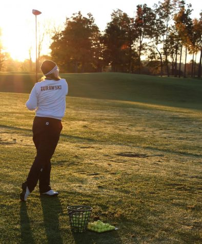 Zurawski's golden golf season