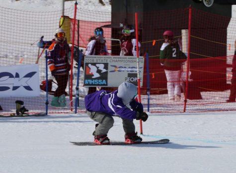 Enjoying the wonders of winter sports