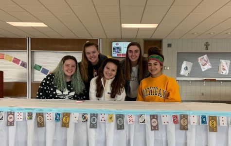 Mercy girls gear up for student government elections