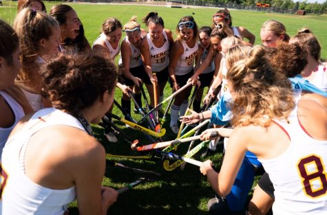 Mercy field hockey: a season of growth