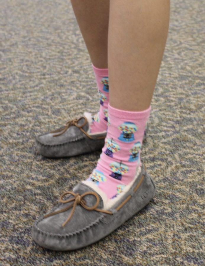Sock til' you drop