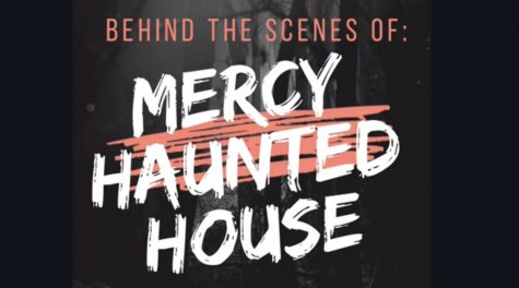 Behind the scenes of Mercy haunted house