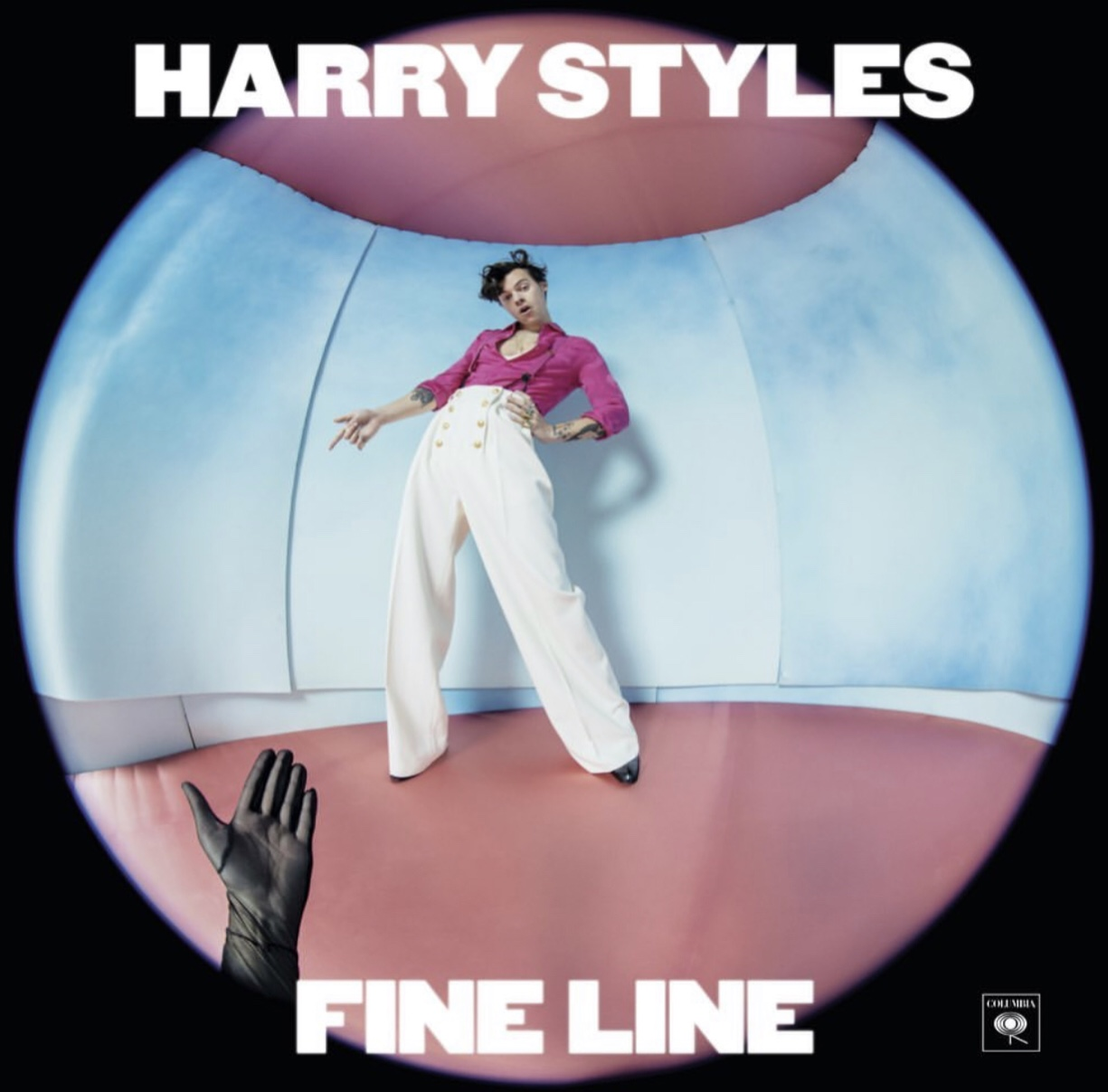 "Harry Styles released his album ""Fine Line"", more than two years after his first album as a solo artist, also surprising fans in early November with news of a World Tour in 2020. Fair use: Instagram"