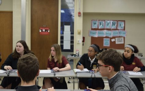Quiz bowl team buzzes with success of season