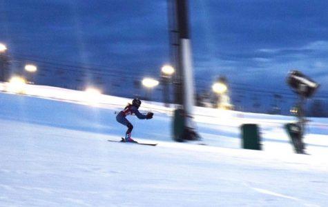 Ski, slalom, slopes