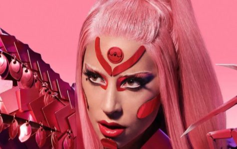 """Recently, Lady Gaga has been seen posting photos and videos to hint at the release of her sixth studio album, """"Chromatica"""". Fair use: Instagram"""