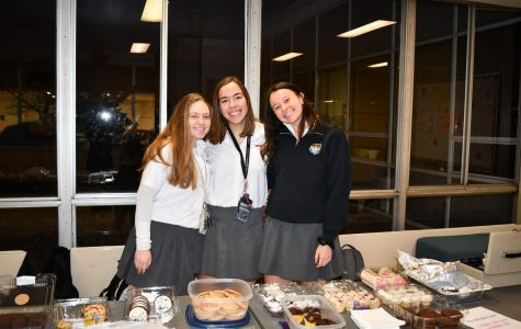 Pro Life club promotes awareness through bake sale