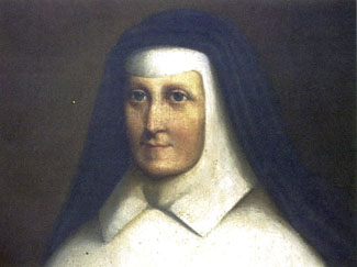 Catherine McAuley opened the first House of Mercy on Lower Baggot Street in Dublin, Ireland.