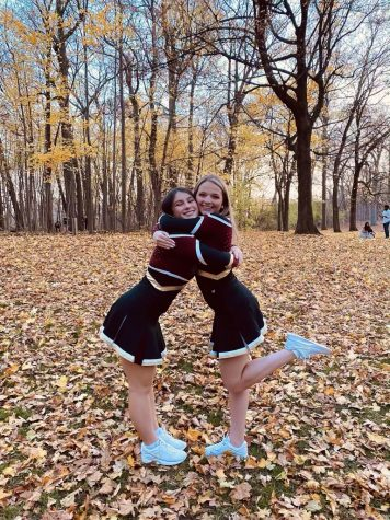 Joining Pom was like joining a family as Madelyn Leiter has created lifelong friendships with her teammates.