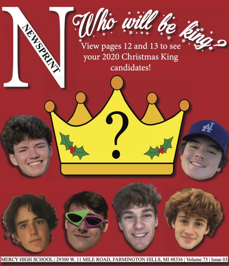 Nov/Dec Issue Cover: Who Will be King?